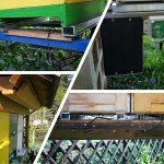 Wiegen Sie den Bienenstock genau mit eine Bienenstockwaage